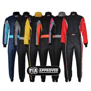 Triple Layer Club Race Suit - FIA:8856-2000 Approved