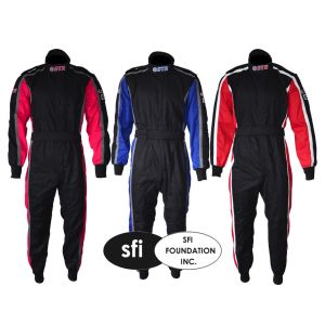 Single Layer Evo Start Race Suit - SFI 3-2A/1 Approved