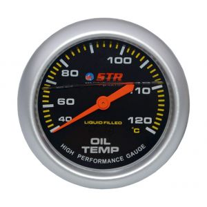 Oil Temperature Mechanical Liquid Filled Gauge