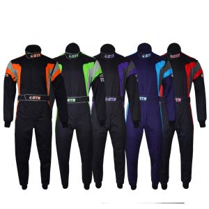 Single Layer Podium Race Suit - SFI 3-2A/1 Approved