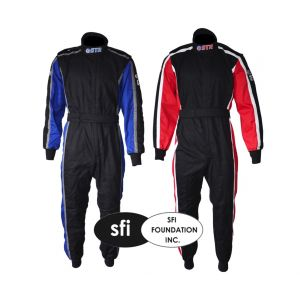 Double Layer Evo Pro Race Suit - SFI 3-2A/5 Approved