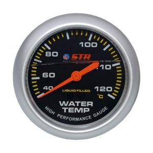 Water Temperature Mechanical Liquid Filled Gauge